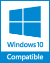 [ Compatible with Windows 8 ]